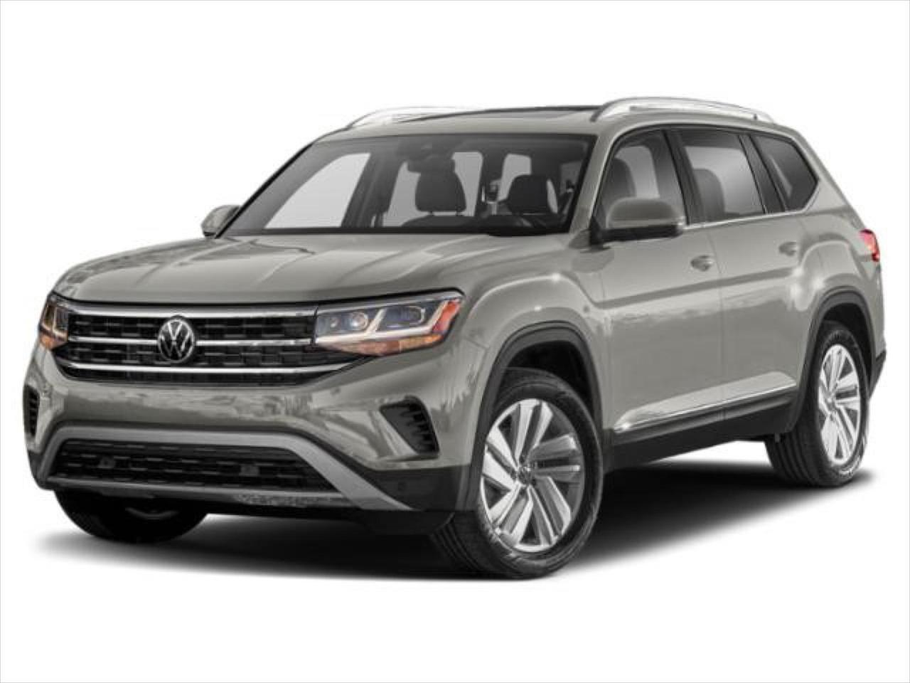 2021 Volkswagen Atlas 3.6L V6 SE w/Technology North Hills CA