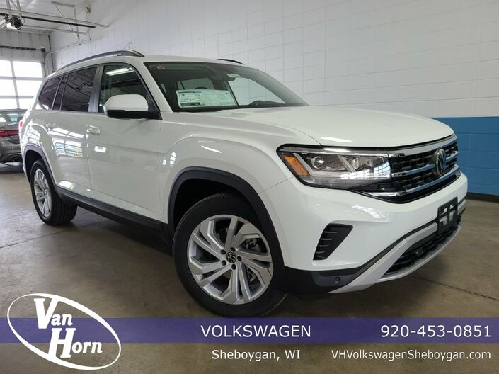 2021 Volkswagen Atlas 3.6L V6 SE w/Technology Plymouth WI