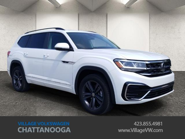 2021 Volkswagen Atlas 3.6L V6 SE w/Technology R-Line Chattanooga TN