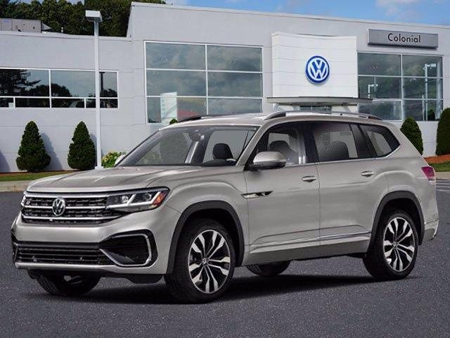 2021 Volkswagen Atlas 3.6L V6 SE w/Technology R-Line 4MOT Westborough MA