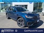2021 Volkswagen Atlas 3.6L V6 SE w/Technology R-Line 4Motion 2021.5