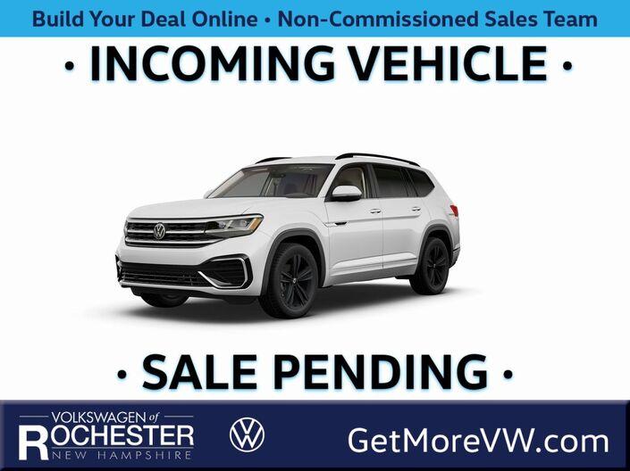 2021 Volkswagen Atlas 3.6L V6 SE w/Technology R-Line 4Motion 2021.5 Rochester NH