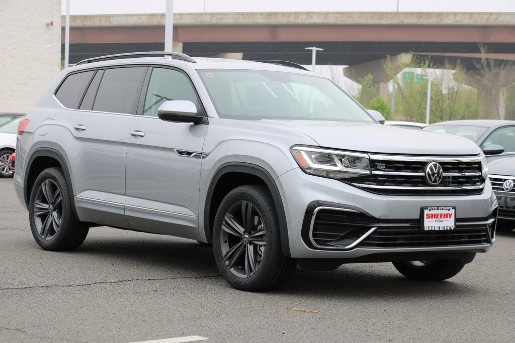 2021 Volkswagen Atlas 3.6L V6 SE w/Technology R-Line 4Motion 21.5