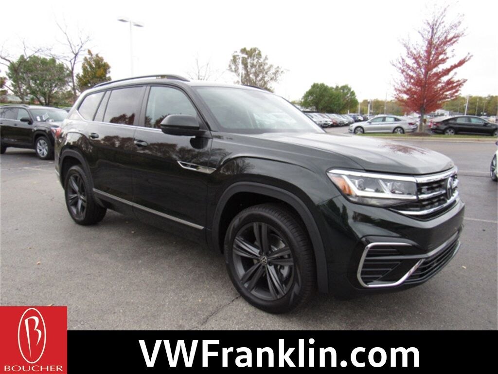 2021 Volkswagen Atlas 3.6L V6 SE w/Technology R-Line 4Motion Franklin WI