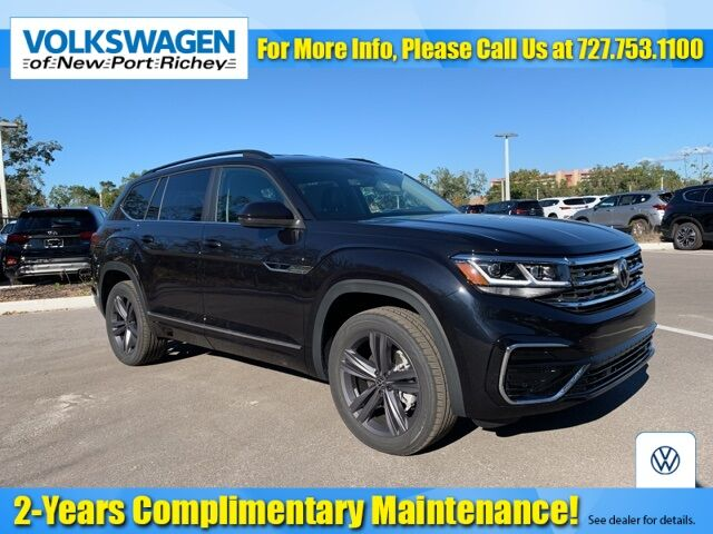 2021 Volkswagen Atlas 3.6L V6 SE w/Technology R-Line 4Motion New Port Richey FL