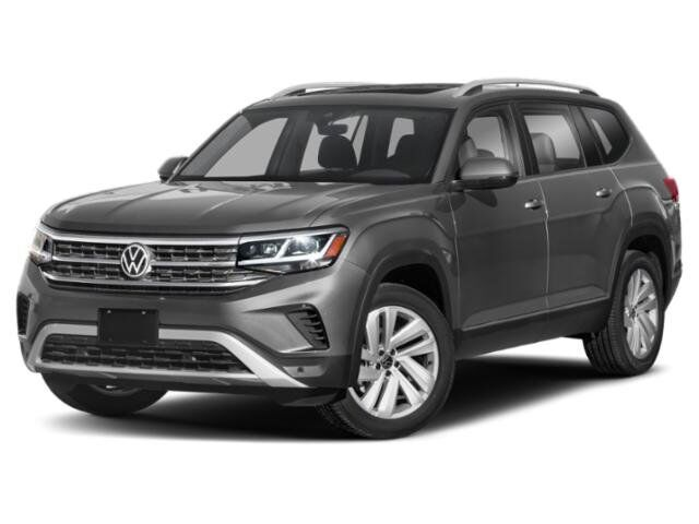 2021 Volkswagen Atlas 3.6L V6 SE w/Technology R-Line Los Angeles CA