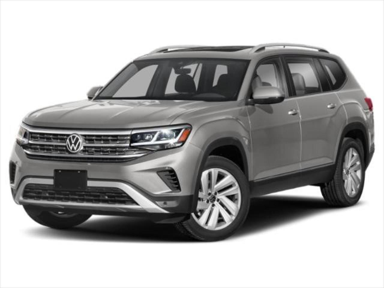 2021 Volkswagen Atlas 3.6L V6 SE w/Technology R-Line North Hills CA