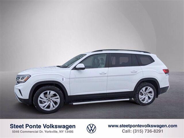 2021 Volkswagen Atlas 3.6L V6 SE w/Technology Yorkville NY