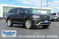 2021_Volkswagen_Atlas_3.6L V6 SE w/Technology w/Technology and 4Motion_ Green Bay WI