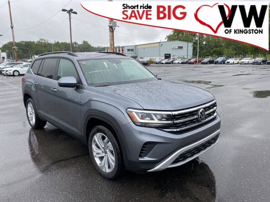 2021_Volkswagen_Atlas_3.6L V6 SE w/Technology w/Technology and 4Motion_ Kingston NY