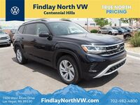 Volkswagen Atlas 3.6L V6 SE w/Technology w/Technology and 4Motion 2021