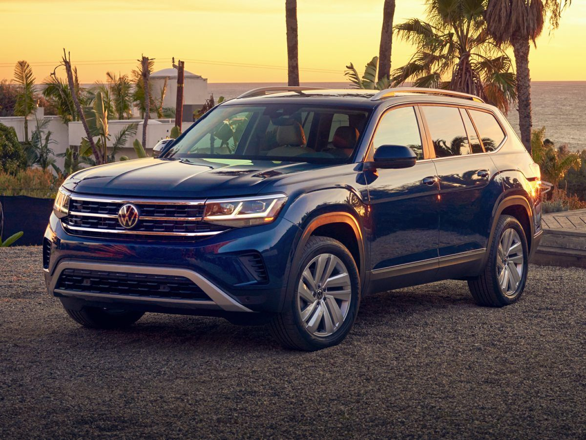 2021 Volkswagen Atlas 3.6L V6 SE w/Technology w/Technology and 4Motion Hagerstown MD
