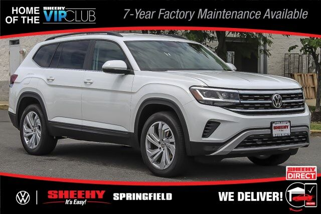 2021 Volkswagen Atlas 3.6L V6 SE w/Technology w/Technology and 4Motion Springfield VA