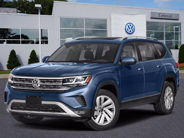 2021 Volkswagen Atlas 3.6L V6 SEL 4MOTION Westborough MA