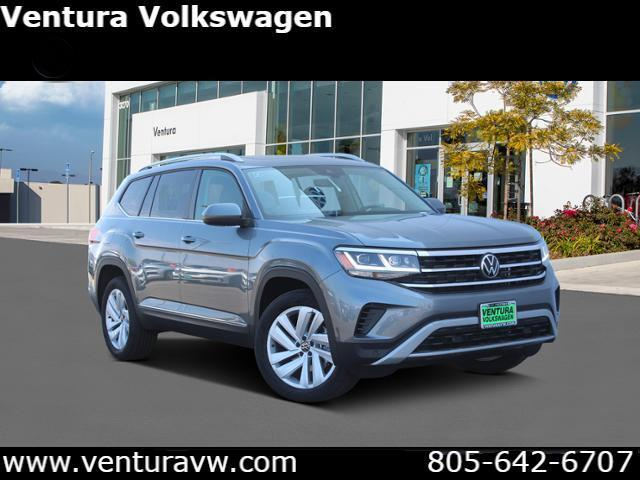 2021 Volkswagen Atlas 3.6L V6 SEL 4MOTION *Ltd Avail* Ventura CA