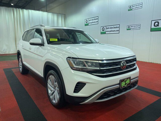 2021 Volkswagen Atlas 3.6L V6 SEL Captain Chairs Braintree MA