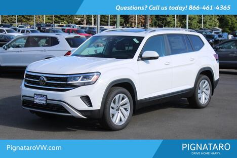 2021_Volkswagen_Atlas_3.6L V6 SEL_ Everett WA
