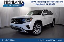 2021_Volkswagen_Atlas_3.6L V6 SEL_ Highland IN