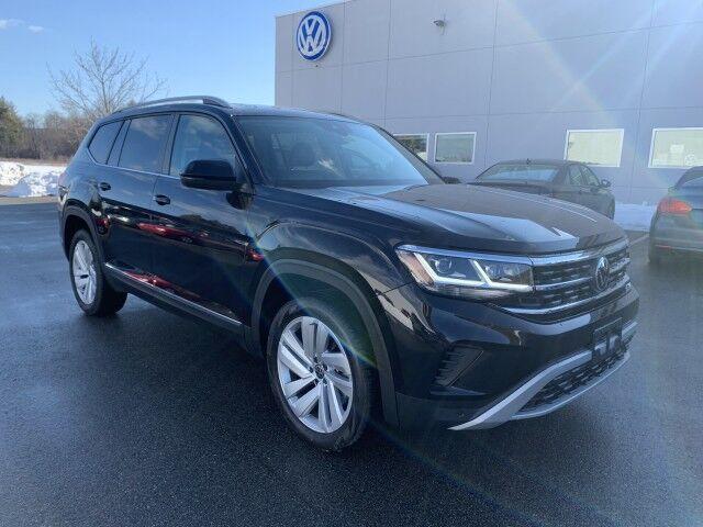 2021 Volkswagen Atlas 3.6L V6 SEL Keene NH