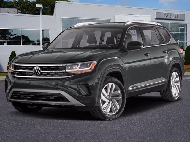 2021 Volkswagen Atlas 3.6L V6 SEL Premium 4MOTION Westborough MA