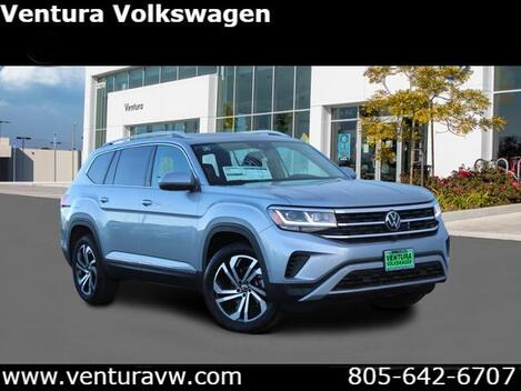 2021_Volkswagen_Atlas_3.6L V6 SEL Premium 4MOTION *Ltd Av_ Ventura CA