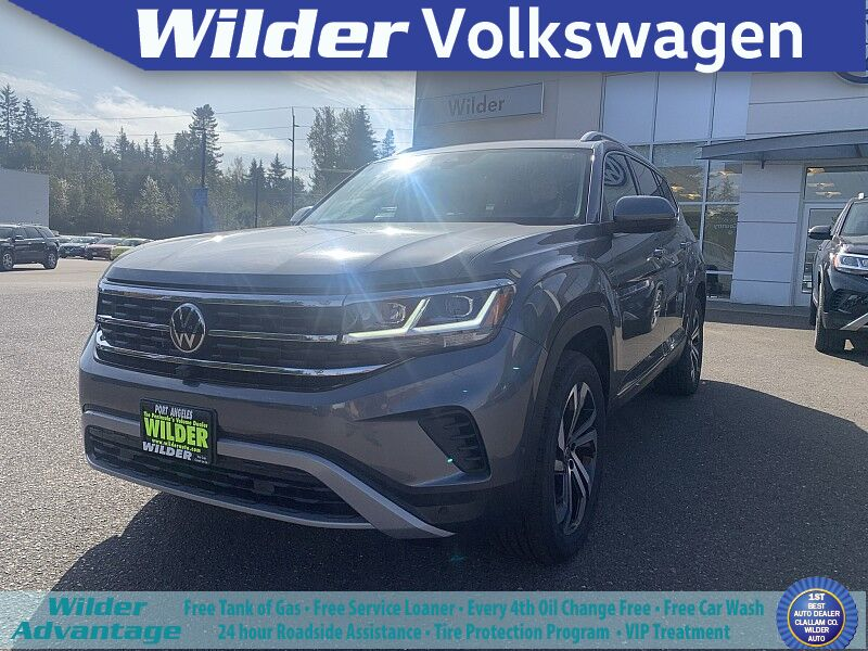 2021 Volkswagen Atlas 3.6L V6 SEL Premium 4MOTION Port Angeles WA