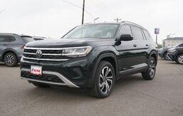 2021_Volkswagen_Atlas_3.6L V6 SEL Premium_ Brownsville TX