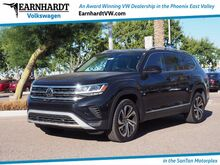 2021_Volkswagen_Atlas_3.6L V6 SEL Premium_ Gilbert AZ