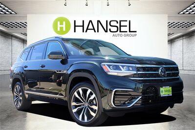 2021_Volkswagen_Atlas_3.6L V6 SEL Premium R-Line_ Santa Rosa CA