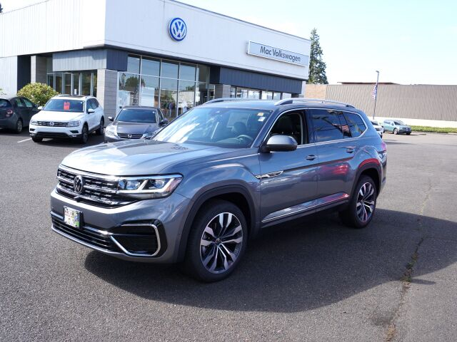 2021 Volkswagen Atlas 3.6L V6 SEL Premium R-Line 2021.5 McMinnville OR