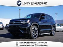 2021 Volkswagen Atlas 3.6L V6 SEL R-Line 4Motion