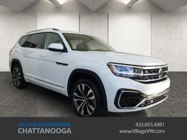 2021 Volkswagen Atlas 3.6L V6 SEL R-Line (midyear release) Chattanooga TN
