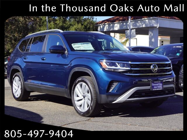2021 Volkswagen Atlas 3.6L V6 SEL Thousand Oaks CA