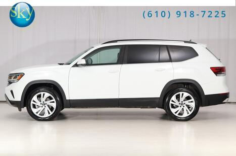 2021_Volkswagen_Atlas AWD_3.6L V6 SE w/Technology_ West Chester PA