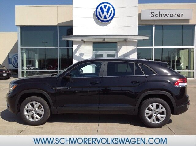 2021 Volkswagen Atlas Cross Sport 2.0T S 4Motion Lincoln NE