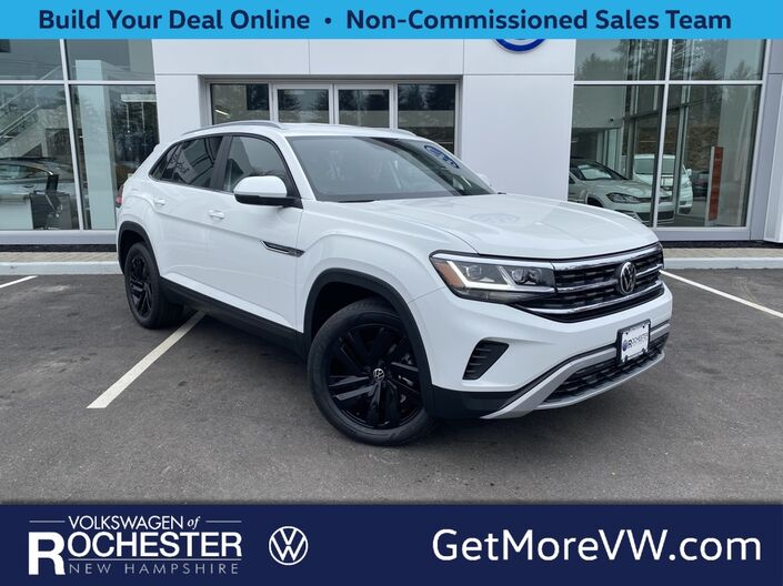 2021 Volkswagen Atlas Cross Sport 2.0T S 4Motion w/ 20