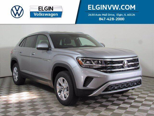 2021 Volkswagen Atlas Cross Sport 2.0T S Elgin IL