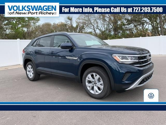 2021 Volkswagen Atlas Cross Sport 2.0T S FWD New Port Richey FL
