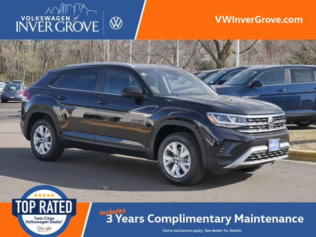2021 Volkswagen Atlas Cross Sport 2.0T S Inver Grove Heights MN