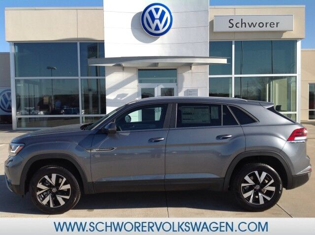 2021 Volkswagen Atlas Cross Sport 2.0T SE 4Motion Lincoln NE