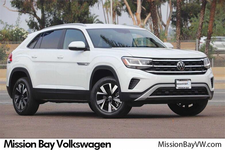 2021 Volkswagen Atlas Cross Sport 2.0T SE 4Motion San Diego CA
