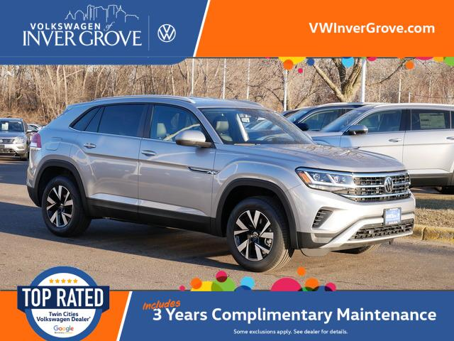 2021 Volkswagen Atlas Cross Sport 2.0T SE Inver Grove Heights MN