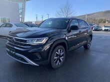 2021_Volkswagen_Atlas Cross Sport_2.0T SE_ Keene NH