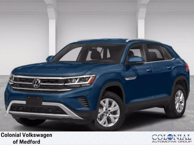 2021 Volkswagen Atlas Cross Sport 2.0T SE w/Technology 4MOTION Medford MA