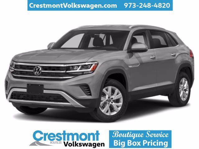 2021 Volkswagen Atlas Cross Sport 2.0T SE w/Technology 4MOTION Pompton Plains NJ
