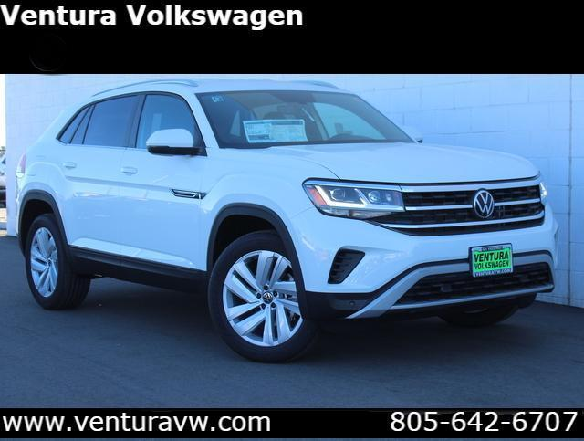 2021 Volkswagen Atlas Cross Sport 2.0T SE w/Technology 4MOTION