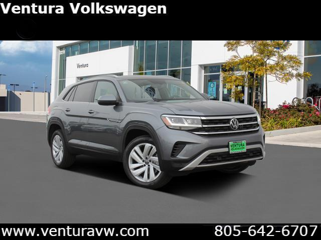 2021 Volkswagen Atlas Cross Sport 2.0T SE w/Technology 4MOTION Ventura CA