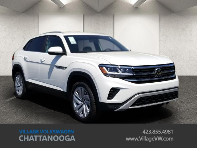 2021 Volkswagen Atlas Cross Sport 2.0T SE w/Technology 4Motion Chattanooga TN