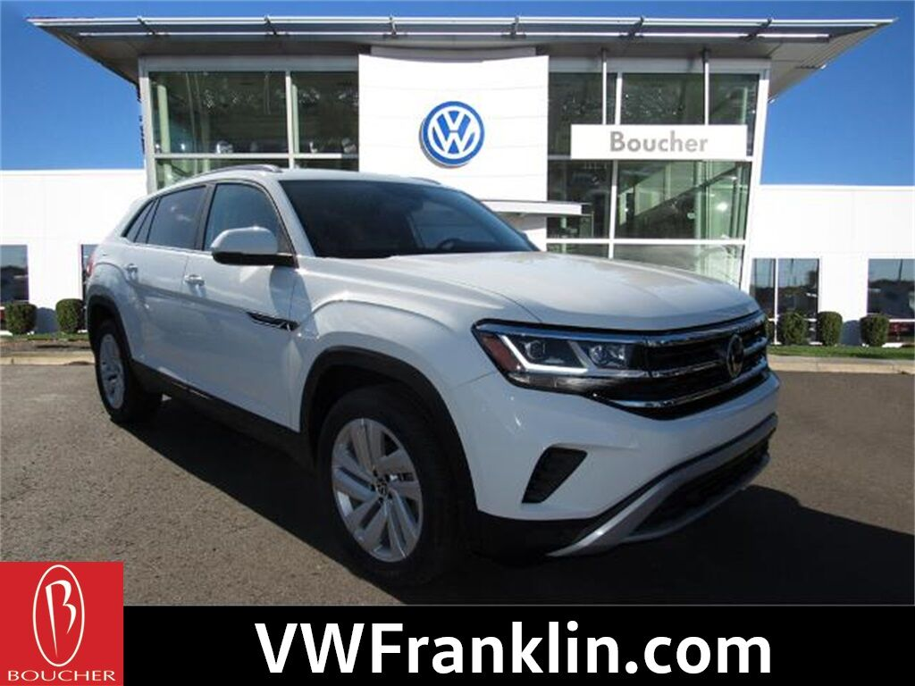 2021 Volkswagen Atlas Cross Sport 2.0T SE w/Technology 4Motion Franklin WI