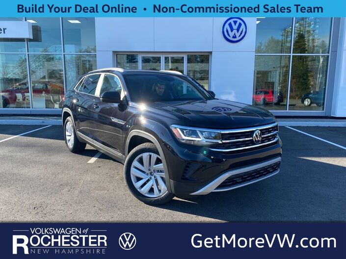 2021 Volkswagen Atlas Cross Sport 2.0T SE w/ Technology 4Motion Rochester NH